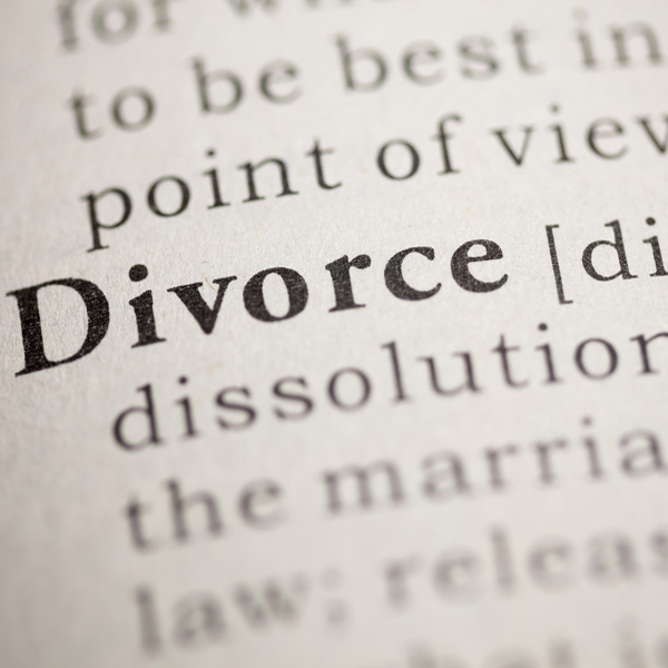 A New Definition of Divorce