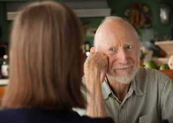 Communicating with a Loved One with  Alzheimer's Disease
