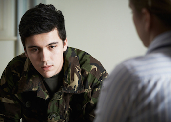 Living With A Partner Suffering From PTSD – How To Be Helpful?
