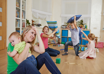 Is Parenting Overwhelming You?